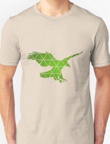 American Bald Eagle (Lime-Green) T-Shirt