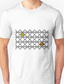 Leafy Lacework Unisex T-Shirt
