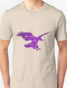 American Bald Eagle (Lavender-Purple) T-Shirt