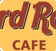 Hard Rock Cafe Sticker