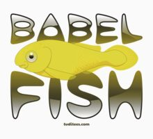 Babel Fish Kids Tee