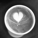 Heart Coffee by Bianca Turner