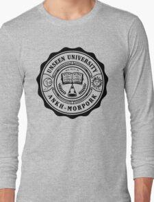 Invisible University Long Sleeve T-Shirt