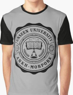 Invisible University Graphic T-Shirt