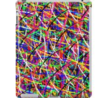 abstract painting 11 iPad Case/Skin