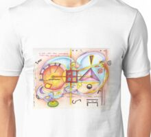 symbols on the walls Unisex T-Shirt