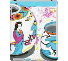 Girl and Dragon iPad Case/Skin