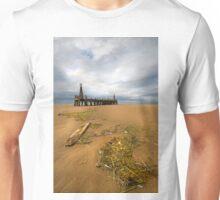Old Pier Lytham St Anne's Unisex T-Shirt