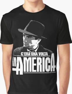 Robert De Niro - C'era una volta in America Graphic T-Shirt
