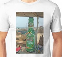 Fantasy Coffin from Ghana, Club Beer for dead drinker Unisex T-Shirt