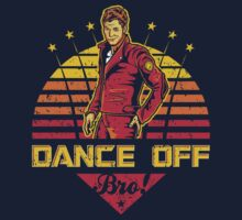 Dance Off Bro Baby Tee