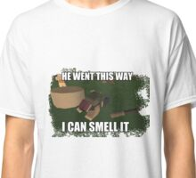 I Can Smell It Unturned Merchandise Classic T-Shirt