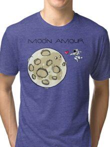 Moon Amour Tri-blend T-Shirt
