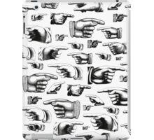 Manicules iPad Case/Skin