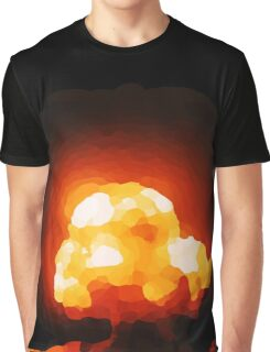 Atomic blast Graphic T-Shirt