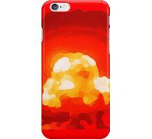 Atomic blast 2 iPhone Case/Skin