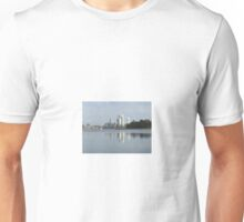 Swan River Reflections. Perth. Western Australia Unisex T-Shirt