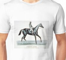 Freeland - By Longfellow - 1885 - Currier & Ives Unisex T-Shirt
