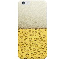 Beer - circle iPhone Case/Skin