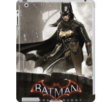batgirl arkham knight iPad Case/Skin