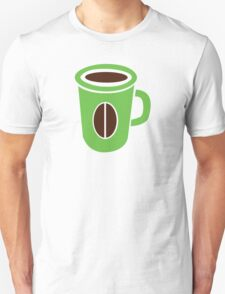 Green coffee mug cute! Unisex T-Shirt