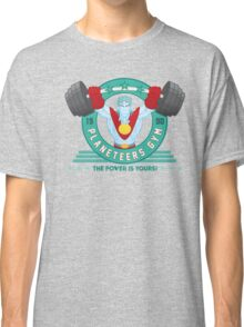 Planeteers Gym Classic T-Shirt
