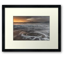 Minard Morning Framed Print