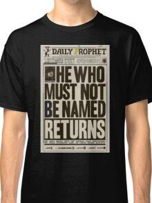 Daily Prophet Classic T-Shirt