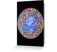 Ecstasy of Saint Teresa  Greeting Card