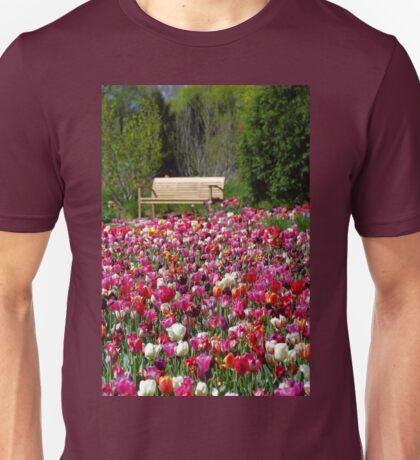 Bench Seat Unisex T-Shirt