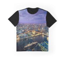 London sights Graphic T-Shirt