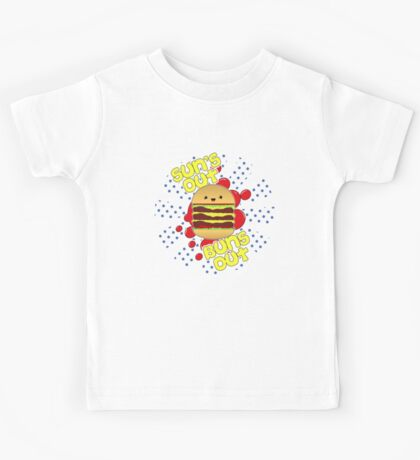 Sun's Out, Buns Out. Kids Tee