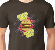 Sun's Out, Buns Out. Unisex T-Shirt