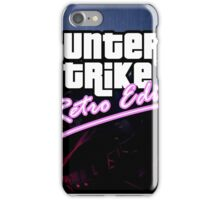 Counter Strike X GTA iPhone Case/Skin