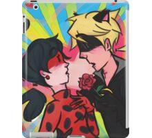 Miraculous Ladybug and Chat Noir iPad Case/Skin