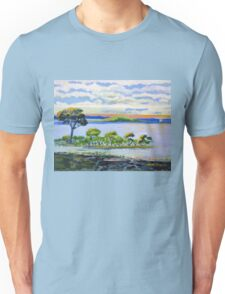 Wellington Point Mangroves Brisbane Queensland  Unisex T-Shirt
