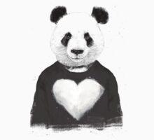 Lovely panda One Piece - Long Sleeve