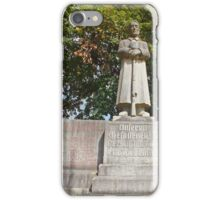 Our fallen German Soldiers in Memory. Unsern Gefallenen Soldaten. iPhone Case/Skin