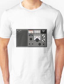 Pixel Radio 1 of 3 Unisex T-Shirt