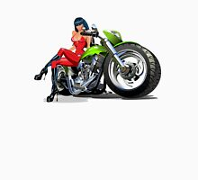 Cartoon Motorbike Unisex T-Shirt