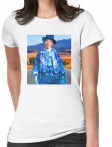 Billy the Kid Womens Fitted T-Shirt
