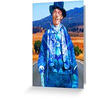 Billy the Kid Greeting Card