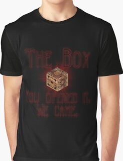 Hellraiser The Box You Opened It Graphic T-Shirt