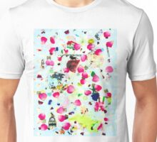 Rose Petal Shrapnel Part 2 Unisex T-Shirt