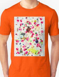 Rose Petal Shrapnel Part 2 Unisex T-Shirt