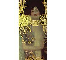 Gustav Klimt - Judith - Klimt -Judith Photographic Print