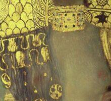 Gustav Klimt - Judith - Klimt -Judith Sticker