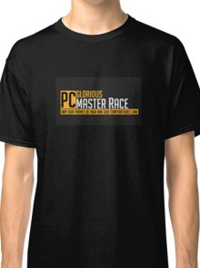 PC Masterrace Collection Classic T-Shirt