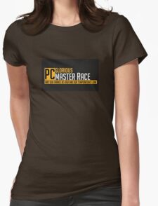PC Masterrace Collection Womens Fitted T-Shirt
