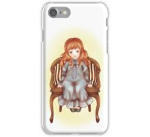 Pretty little doll iPhone Case/Skin